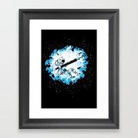 AstroINK Framed Art Print