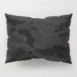 Midnight Camo Pillow Sham