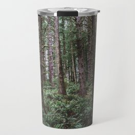 Forest Dark, Forest Deep III Travel Mug