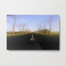 Avenue of Honour Metal Print
