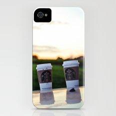 Starbucks Love Me & You Slim Case iPhone (4, 4s)