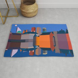 The Hague Double Faced Rug