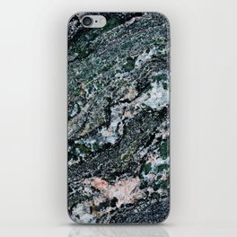 Turquoise Waves iPhone Skin