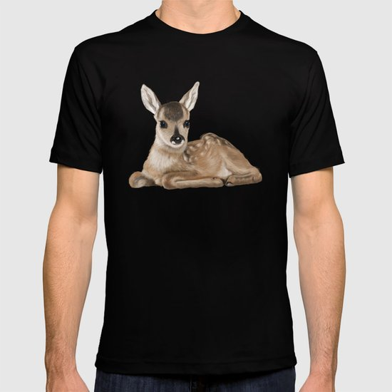 Small fawn T-shirt