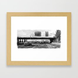 V30 Framed Art Print