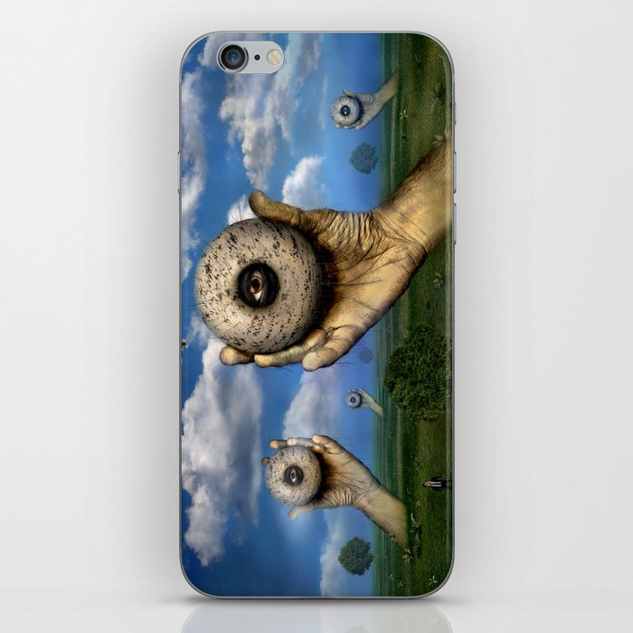 The observation iPhone Skin