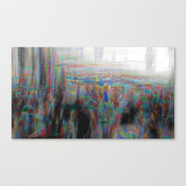 And the longer you linger, the linger you long. 02 Canvas Print