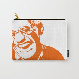 Ray Charles – Orange Carry-All Pouch