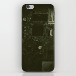 The City of Circuitry 5.0 iPhone Skin