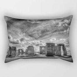 Ancient Stonehenge Rectangular Pillow