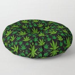 Infinite Weed Floor Pillow