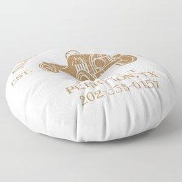 Murray Salvage Co. Floor Pillow