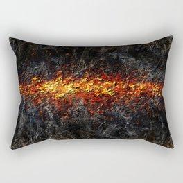 Burning Memories Rectangular Pillow