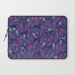 WEIM HEART LEAVES Laptop Sleeve