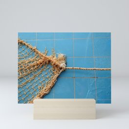 Knot The Sea Mini Art Print