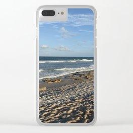 Marineland Florida Beach Clear iPhone Case