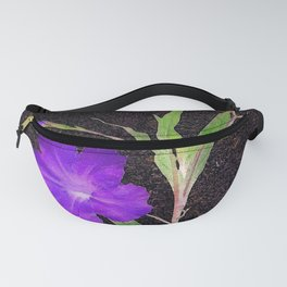 Mexican Petunias Fanny Pack