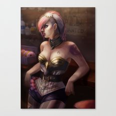 VI-After Hours  Canvas Print