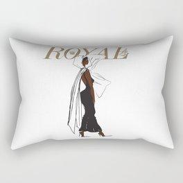 Nia Royal Rectangular Pillow