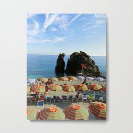 Monterosso al Mare B Metal Print