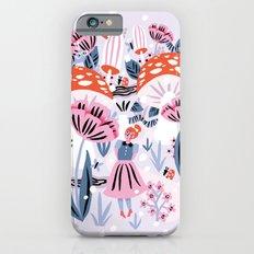 Alice in Winterland Slim Case iPhone 6s