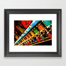 Good Tastes Framed Art Print