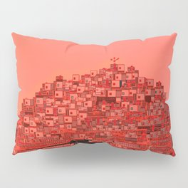 Living The Living Coral Pillow Sham