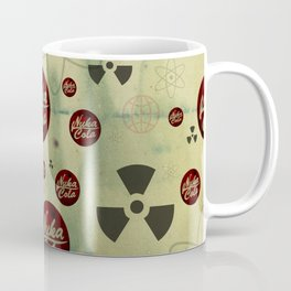 Nuka Cola Radiation Coffee Mug
