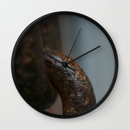 Trying to point the flow of time Wall Clock
