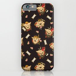 Komainu X Journey to the West iPhone Case