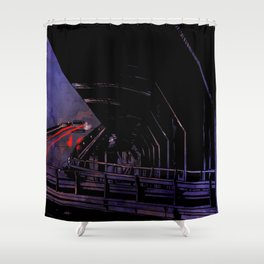 Drive 1 Shower Curtain