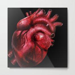 Why I aorta (II) Metal Print