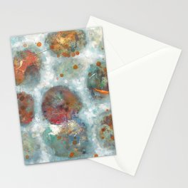 Abstract Painting 84 Stationery Cards