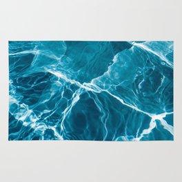 Wavy Water Rug