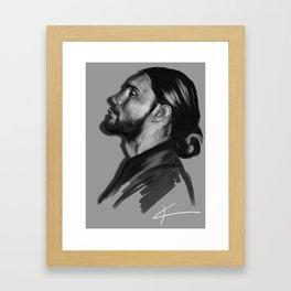 Letomania Framed Art Print