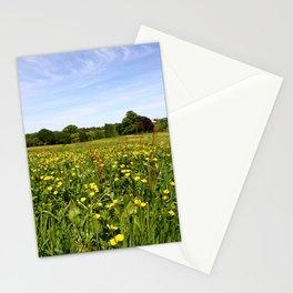 Wildflowers On Hampstead Heath, London, England Stationery Cards