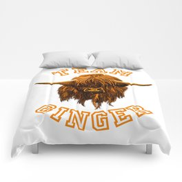 Team Ginger Comforters