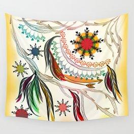 Bohemian Wall Tapestry