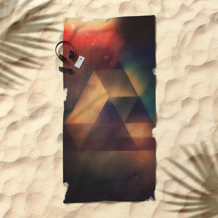 6try Beach Towel