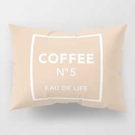 Iced Coffee No5 Pillow Sham