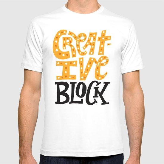 Creative Block T-shirt