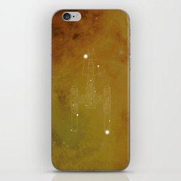 Constellation Y-Spacecraft iPhone Skin