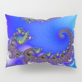 spiral growth -2- Pillow Sham