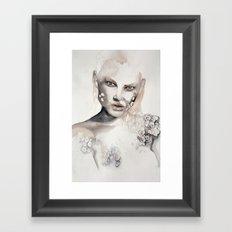 Barnacle girl Framed Art Print