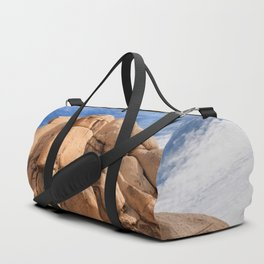 Joshua Tree Rocks Duffle Bag