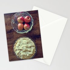 Beginning and End Stationery Cards