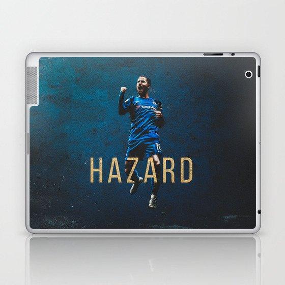 Eden Hazard Chelsea Laptop & iPad Skin