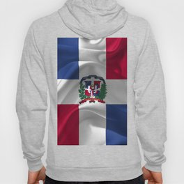 Dominican Republic Flag #2 Hoody
