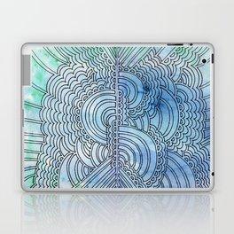 Water & Color Drawing Meditation Laptop & iPad Skin