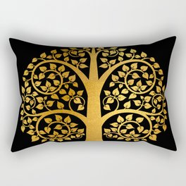 Bodhi Tree0110 Rectangular Pillow